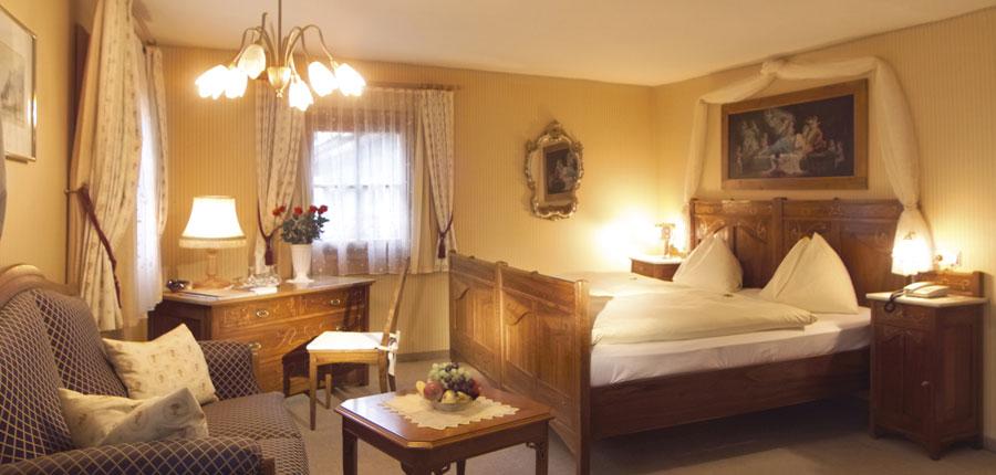 Romantik Hotel, Zell am See, Austria - Burger bedroom.jpg